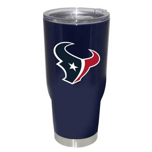 NFL-HTE-750101: 32oz Decal PC SS Tumbler Texans