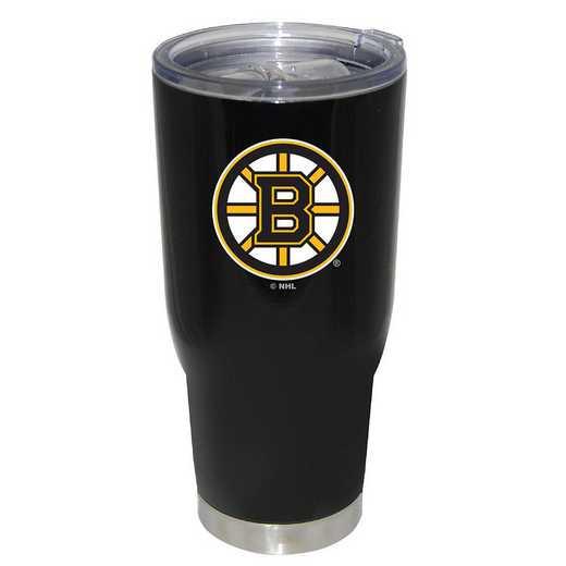 NHL-BBR-750101: 32oz Decal PC SS Tumbler Bruins