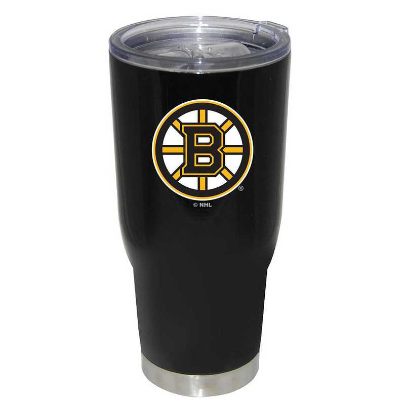 NHL-BBR-750101: 32oz Decal PC SS Tumbler Bruins