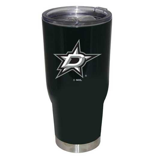 NHL-DST-750101: 32oz Decal PC SS Tumbler Stars