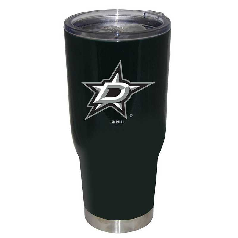 NHL-DST-750101: 32oz Decal PC SS Tumbler Stars