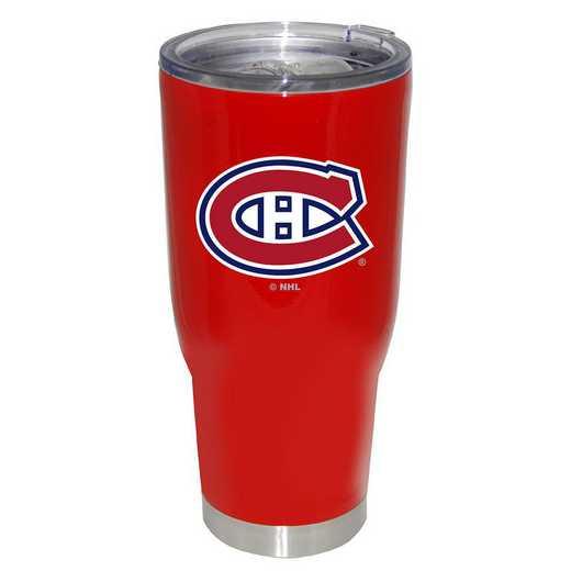 NHL-MCA-750101: 32oz Decal PC SS Tumbler Canadians