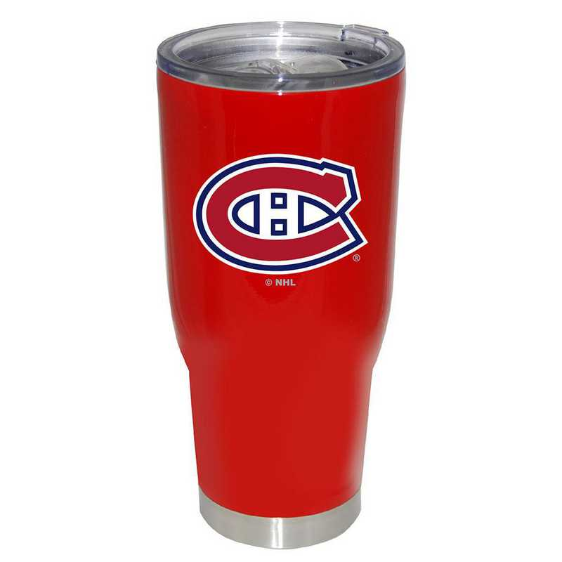 NHL-MCA-750101: 32oz Decal PC SS Tumbler Canadians