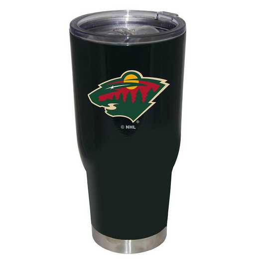 NHL-MWI-750101: 32oz Decal PC SS Tumbler Wild