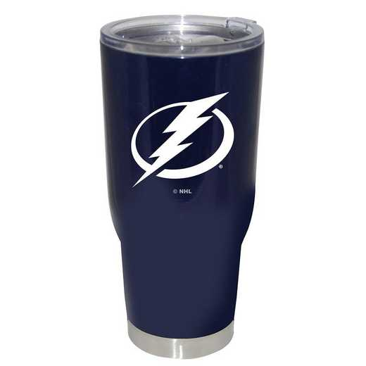 NHL-TBL-750101: 32oz Decal PC SS Tumbler Lightning