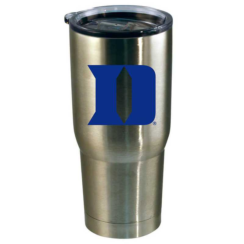 COL-DUK-720101: 22oz Decal SS Tumbler Duke