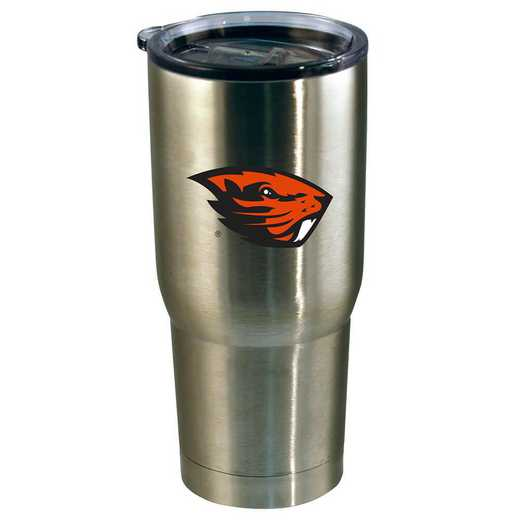 COL-ORS-720101: 22oz Decal SS Tumbler OR St