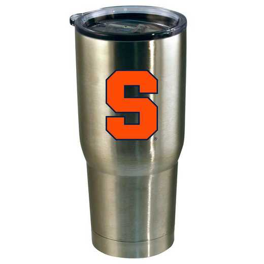 COL-SYR-720101: 22oz Decal SS Tumbler Syracuse