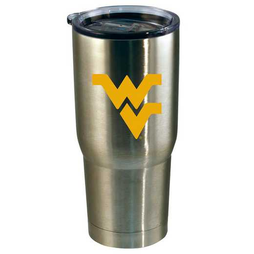COL-WVI-720101: 22oz Decal SS Tumbler WV