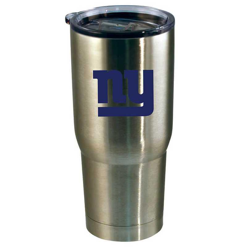 NFL-NYG-720101: 22oz Decal SS Tumbler Giants