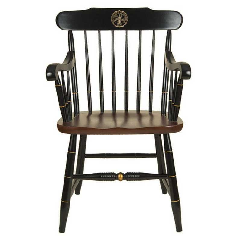 615789122685: University of Virginia Captain's Chair by Hitchcock