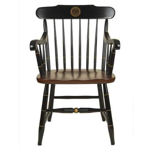 615789254942: Pitt Captain's Chair by Hitchcock