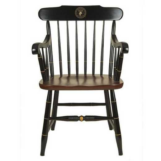 615789461197: George Washington University Captain's Chair by Hitchcock