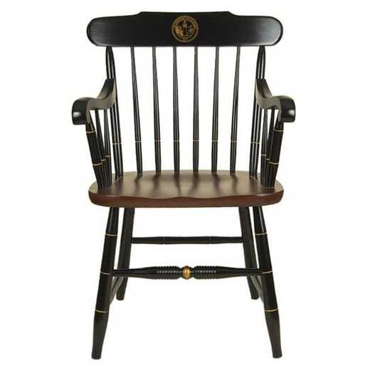 615789475750: University of Alabama Captain's Chair by Hitchcock