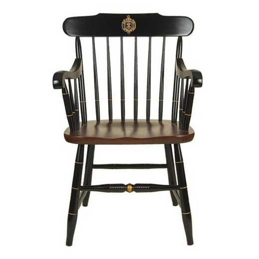 615789677109: US Naval Academy Captain's Chair by Hitchcock