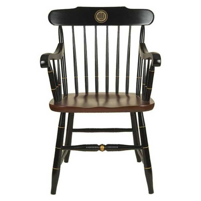 615789771951: Berkeley Captain's Chair by Hitchcock