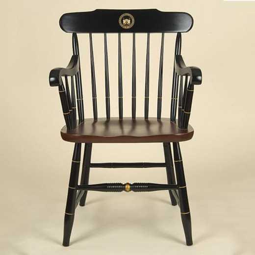 615789890546: US Coast Guard Academy Captain's Chair by Hitchcock