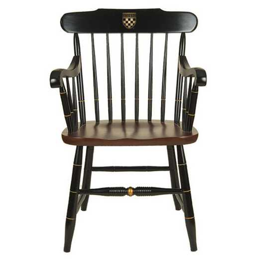 615789897040: University of Richmond Captain's Chair by Hitchcock