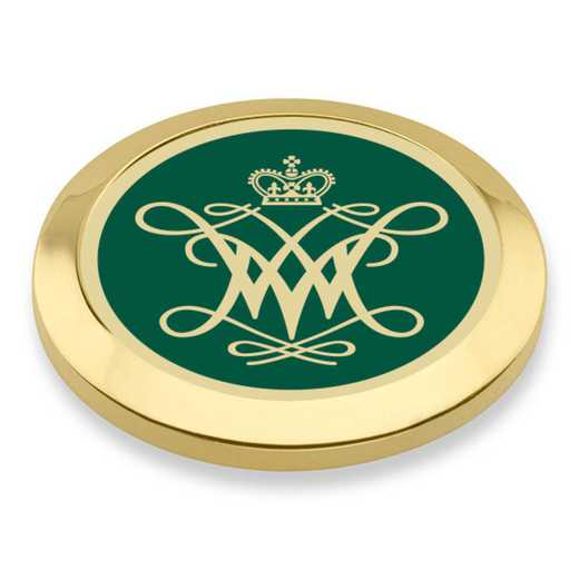 615789188261: CollegeofWilliam&Mary Enamel Blazer Buttons byM.LaHart & Co.