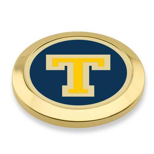 615789195108: Trinity College Enamel Blazer Buttons by M.LaHart & Co.