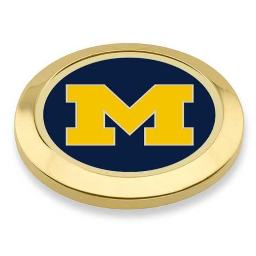 615789702665: University of Michigan Enamel Blazer Buttons byM.LaHart& Co.
