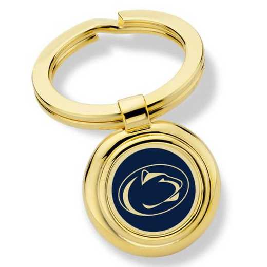 615789107880: Penn State Key Ring by M.LaHart & Co.