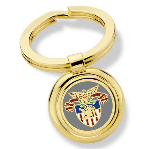 615789128342: US Military Academy Key Ring by M.LaHart & Co.