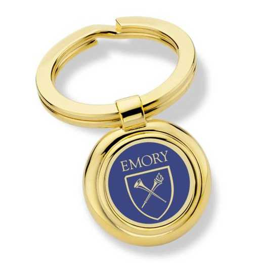 615789173366: Emory Key Ring by M.LaHart & Co.