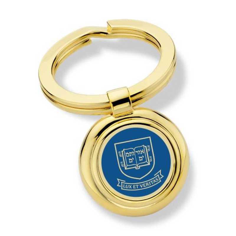 615789664949: Yale University Key Ring by M.LaHart & Co.