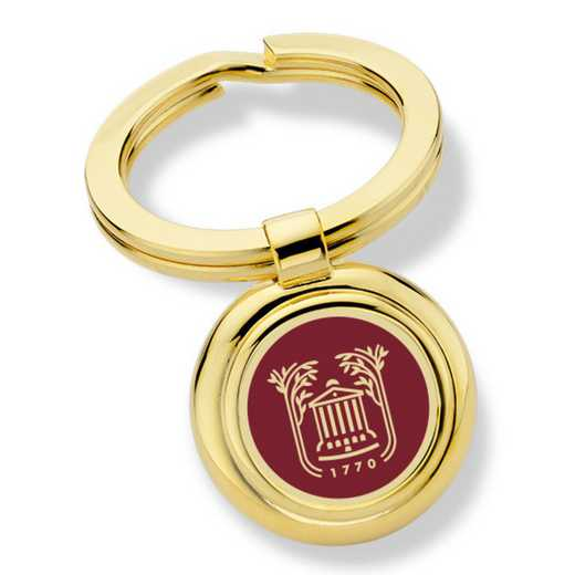 615789837756: College of Charleston Enamel Key Ring by M.LaHart & Co.