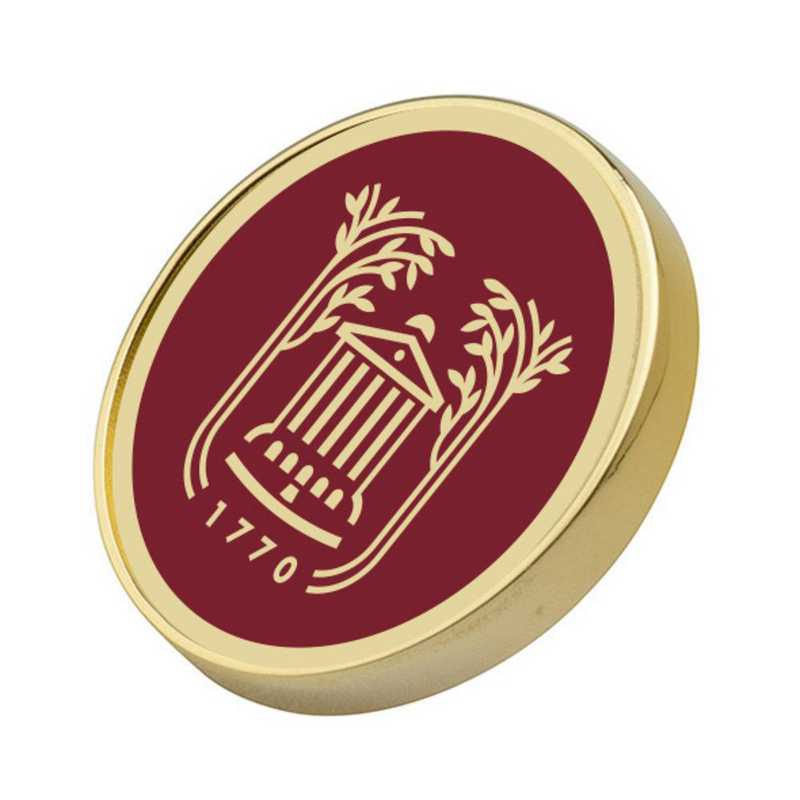 615789124641: College of Charleston Enamel Lapel Pin