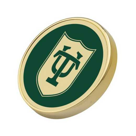 615789184621: Tulane University Lapel Pin