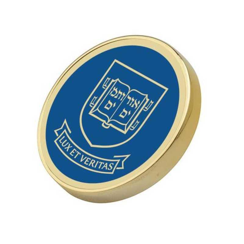 615789232803: Yale University Lapel Pin