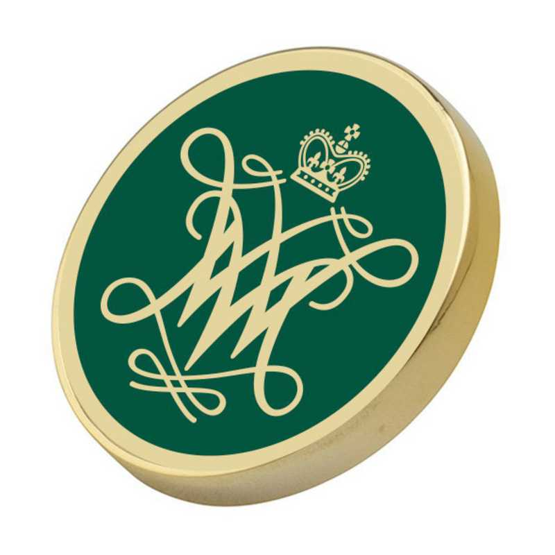 615789907381: College of William & Mary Enamel Lapel Pin