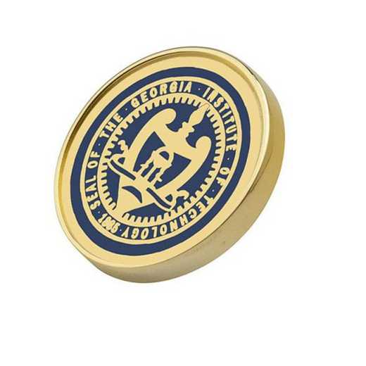 615789985754: Georgia Tech Lapel Pin