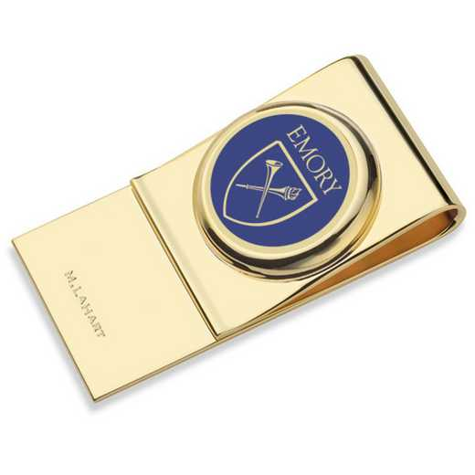 615789114758: Emory Enamel Money Clip