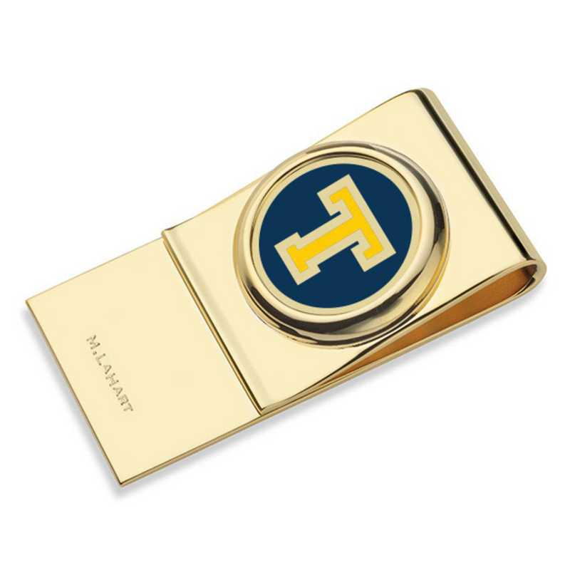 615789623199: Trinity College Enamel Money Clip