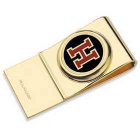 615789751137: Harvard University Enamel Money Clip