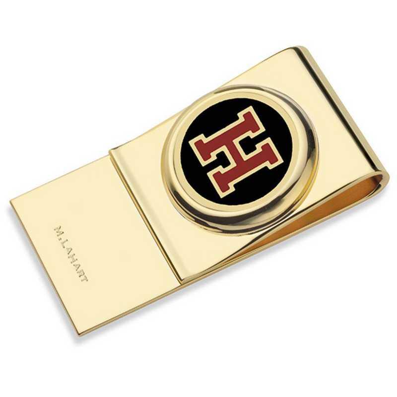 615789751137: Harvard University Enamel Money Clip