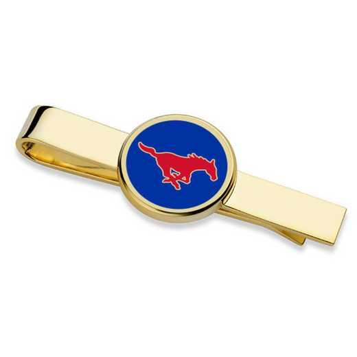 615789263616: Southern Methodist University Tie Clip