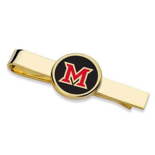 615789307532: Miami University Tie Clip