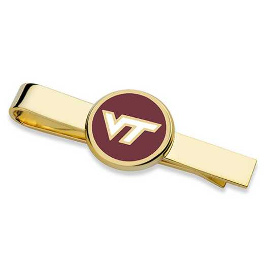 615789516101: Virginia Tech Tie Clip