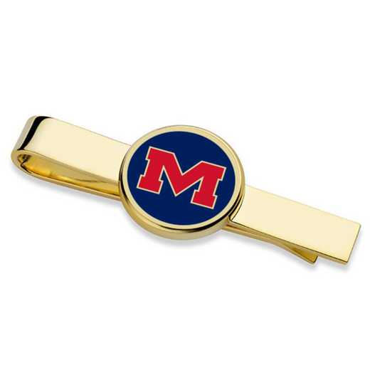 615789598282: Ole Miss Tie Clip