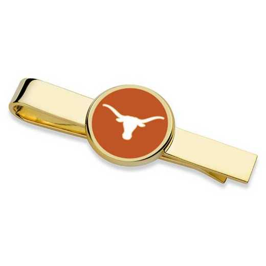 615789898085: University of Texas Enamel Tie Clip