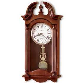 615789176824: Arizona State Howard Miller Wall Clock