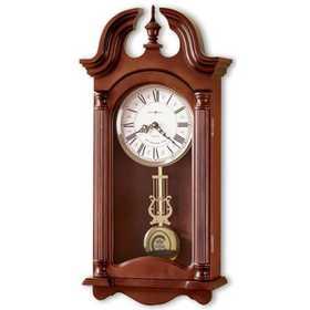 615789548874: Clemson Howard Miller Wall Clock