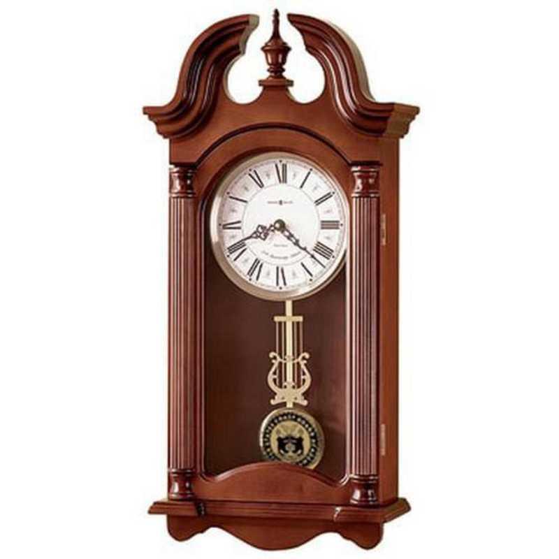 615789572534: Coast Guard Academy Howard Miller Wall Clock