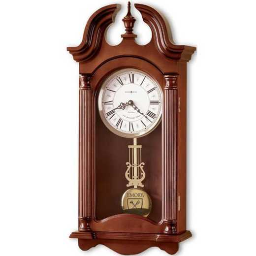 615789581376: Emory Howard Miller Wall Clock