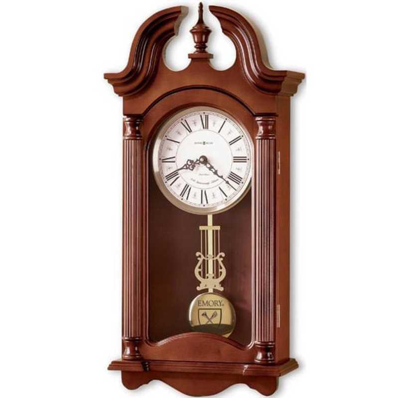 615789581376: Emory Howard Miller Wall Clock