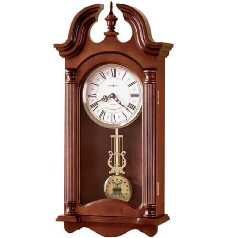 615789695615: Air Force Academy Howard Miller Wall Clock
